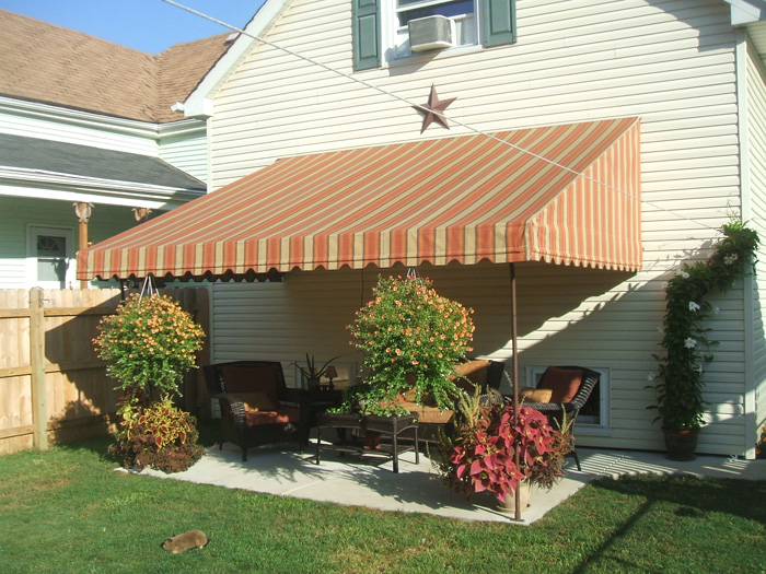 Patio Awnings Photo