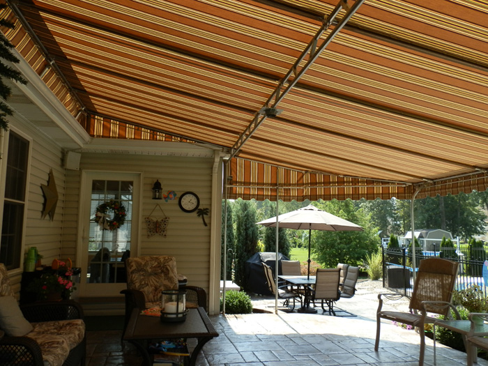 Captivating Awning Service